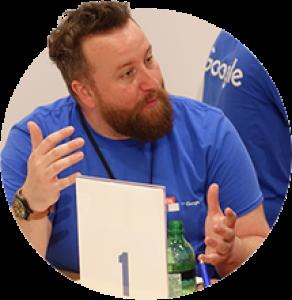 Simon McCaskill SEO Consultant Leeds & Google Partner